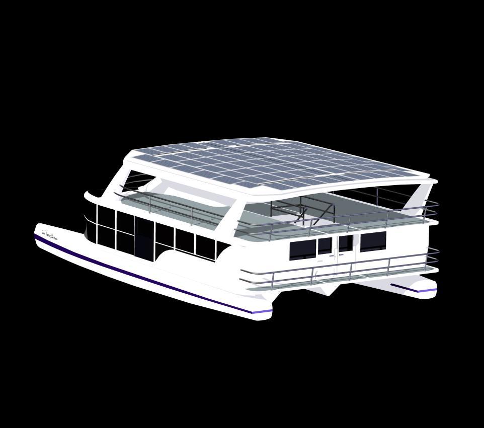 Catamaran Boat Building