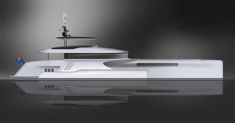 Trimaran Power Boat Plans - Wallpaperall