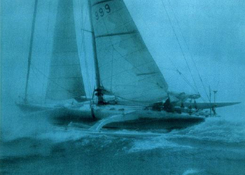 Heavy Weather Sailing Aritlce
