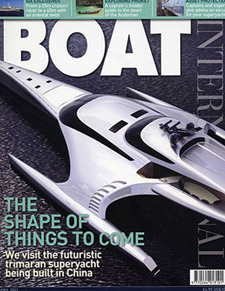 Adastra - Boat international April 2011l